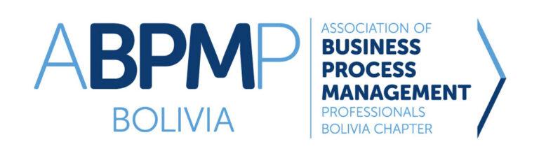 Logo ABPMP Bolivia