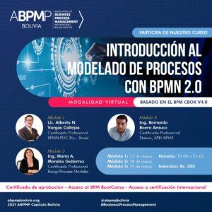 INTRODUCCIÓN AL MODELAJE DE PROCESOS CON BPMN 2.0