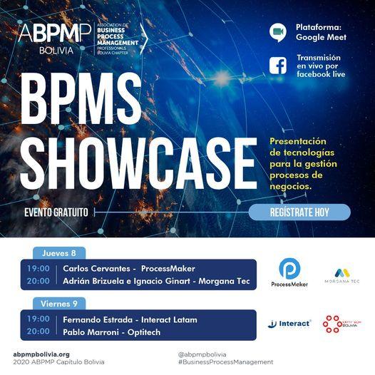 BPMS Showcase