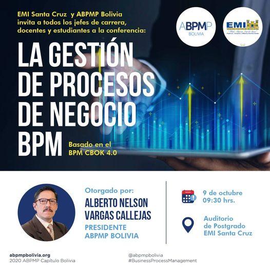La Gestión de Procesos de Negocio – BPM