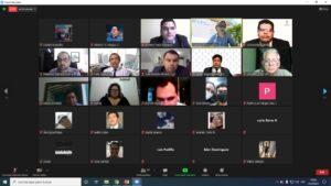 Participamos del primer conversatorio de Ingenieros Industriales de Santa Cruz de la Sierra – Bolivia.